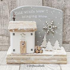 Лесное Рождество, Деревенское Рождество, Рождественские Украшения, Поделки Из Сплавной Древесины, Изделия Ручной Работы Из Дерева, Рождественский Декор, Изобразительное Искусство Из Дерева, Cool Ideas