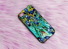 Vincent Van Gogh 'The Irises' Phone Case  Fits by TOTALPANSY