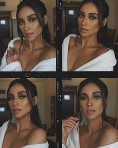 Shay is beautiful❤❤👑 Shay Mitchell Makeup, Shay Mitchell Style, Pretty Little Liars, Cute Makeup, Makeup Looks, Beauty Make Up, Hair Beauty, Makeup Tips, Hair Makeup