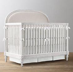 Belle Upholstered Conversion Crib Collection Kids Furniturenursery