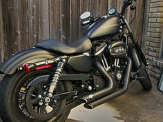 Harley Sportster Iron 883 I'll take it ;) with maybe a little lime green or pink thrown in!