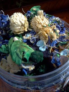 Litha, Casting Herbs, MidSummer, Herbal Incense, Incense, Beltane, Herbal Incense and Gemstone Crystals, Fairy Magic, Fairy, Summer Solstice by Peacefulmindcom on Etsy https://www.etsy.com/uk/listing/183382282/litha-casting-herbs-midsummer-herbal