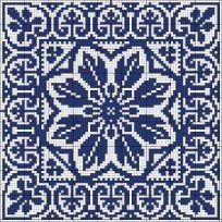 Gorgeous X-stitch square Biscornu Cross Stitch, Cross Stitch Charts, Cross Stitch Designs, Cross Stitch Embroidery, Embroidery Patterns, Cross Stitch Patterns, Crochet Patterns, Filet Crochet, Crochet Chart
