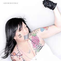 Margaret Cho - Comedian  - See more: http://www.noh8campaign.com/photo-gallery/familiar-faces-part-3/photo/...