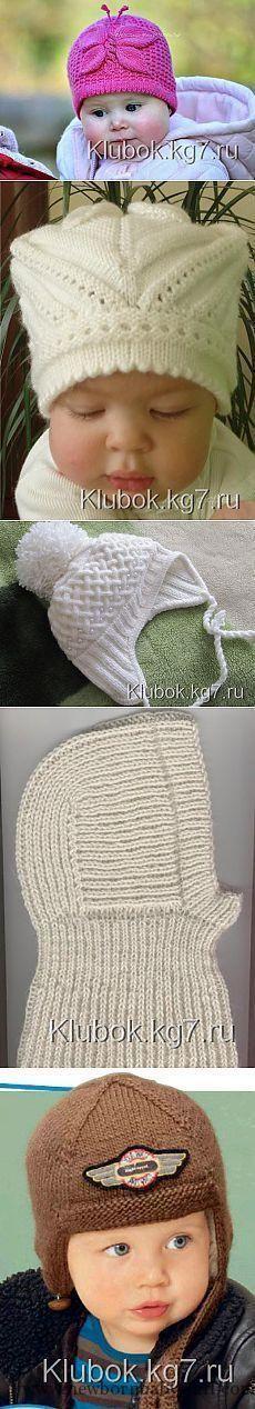 Baby Knitting Patterns Gülay ın loranın şapkası...