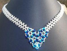 Celtic, Swarovski, Micro Macramé, Bracelets, Beaded Necklace, Beading Ideas, Beads, Diamond, Jewelry