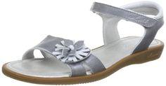MOD8 HONICE* 275180-20 12, Mädchen Sandalen, Grau (GRIS), EU 25 - http://on-line-kaufen.de/mod8/25-eu-mod8-honice-275180-20-12-maedchen-sandalen