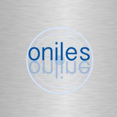 oniles online / logo / proposta / arte