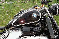 BMW K1200RS by Galaxy Custom