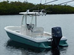 24 Ideas Fishing Boats For Sale Consoles Everglades Boats, Edgewater Boats, Key Largo Fl, Fishing Boats For Sale, Bay Boats For Sale, Boat Rod Holders, Center Console Fishing Boats, Boat Stands, Rod Rack