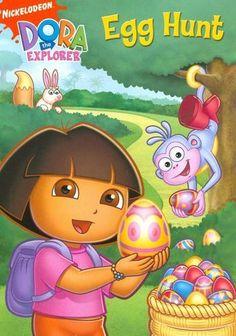 Dora the Explorer: The Egg Hunt [DVD]