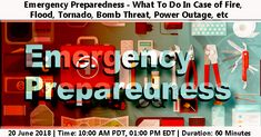 Flood Prevention, Power Outage, Water Damage, Emergency Preparedness, Health And Safety, No Time For Me, June