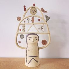 Tree of life Totem