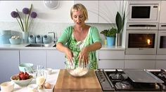 Prosciutto, Manchego and balsamic onion soda breads recipe - BBC Food Bbc, Mary Berry Scones, Balsamic Onions, Bakewell Tart, Shortcrust Pastry, Clotted Cream, Soda Bread, Baked Beans, Prosciutto