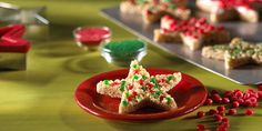 Christmas Star Treats™ Recipe   Kellogg's® Rice Krispies®