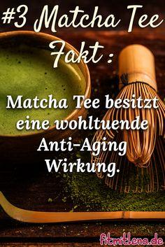 Fakt Nr. 3 zu Matcha Tee! Jung bleiben ;-)   Lesen: http://www.fitmitlena.de/matcha-tee-das-gruene-wunder-fuer-ewige-gesundheit/  #matcha #matchatee #tee #grünertee #gesund #fitmitlena