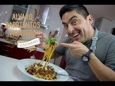 Pesto, David, Videos, Youtube, Vinegar Cucumbers, Tomato Sauce, Spaghetti, Cooking Recipes, Chilean Food