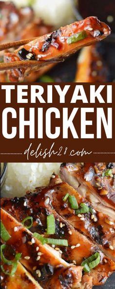 TERIYAKI CHICKEN – BEST !!!