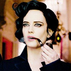 Eva Green as Miss Peregrine Eva Green, Triquetra, Miss Peregrine's Peculiar Children, Goth Baby, Miss Peregrines Home For Peculiar, Summer Outfits For Teens, Pipes And Cigars, Penny Dreadful, French Actress