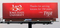 university billboards - Google Search