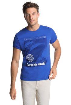 T-shirt Esprit con stampa 055EE2K003-E892