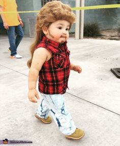Funny Baby Halloween Costumes, Toddler Boy Halloween Costumes, Homemade Halloween Costumes, Theme Halloween, Halloween Costume Contest, Halloween Kostüm, Baby Halloween Costumes For Boys, Jessie Halloween, Costume Ideas