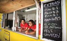 Image result for food trucks customers