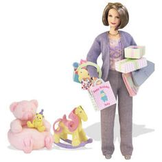 This is my #1 on my wishlist.....Mattel Happy Family Barbie Grandma