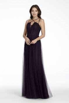 Hayley Paige Occasions- Style 5706- Find gown @ De Ma Fille Bridal in Ft. Worth, TX. 817.921.2964, www.demafille.com