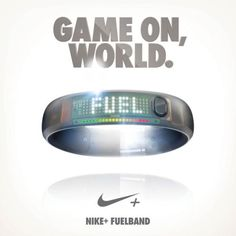 Nike+ Fuelband ICE Limited in production run Ideal for monitoring calorie burning. Helps weight loss Recommended by professional athletes Conform fitting Nike Fuel Band, Jawbone Up, I Love To Run, Fitness Gadgets, Weight Loss Help, Nike Fashion, I Work Out, Fitness Tracker, Fun Workouts