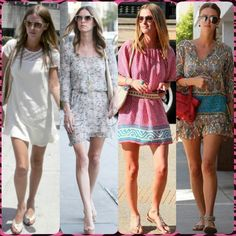 NICKY HILTON LOVES CASUAL DRESSES#nickyhilton #blonde #dress #skirt #pink #white #blue #bags #hair #makeup #sunglasses #accessories #summer #aviators #fashion #fashionista #fashionicon #instafashion #style #styles #stylish #shoes #outfit #streetwear #rayban #instastyle #styleicon #celebrity #streetfashion #streetstyle... - Celebrity Fashion