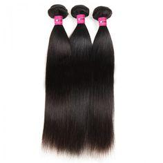 One More Peruvian Virgin Human Hair Straight Hair 3 or 4 Bundles ,Peruvian Virgin Human Hair Weft Straight Virgin Remy Hair Extensions #peruvianhair #virginhair
