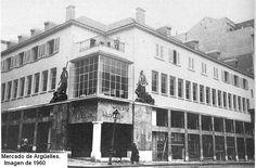 Está previsto que para el próximo mes de abril el Ayuntamiento de Madrid concluya las obrasde rehabilitación del mercado de Argüelles, un edificio protegido situado en la calle Altamirano número siete, en el distrito de Moncloa- Aravaca. Este mercado abrió sus puertas en 1949 y en los