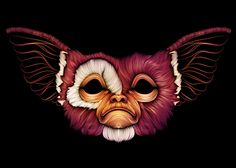 Gremlins by Patrick Seymour, via Behance Patrick Seymour, Art And Illustration, Art Illustrations, Vector Graphics, Vector Art, Les Gremlins, Gremlins Gizmo, Monster Characters, Geek Art