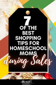 Here are 7 Black Friday Homeschool Shopping Tips to get the most out of the annual sales. Use the chance to stock up the curriculum.