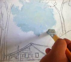 Resultado de imagen para pintura em tela a oleo