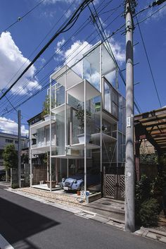 Transparent House by guen-k, via Flickr