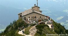 "detour: HITLER′S KEHLSTEINHAUS:   'THE ""EAGLE′S NEST"" OF BERCHTESGADEN, Salzburg"