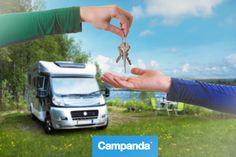 Privates Wohnmobil zu vermieten erforderte bisher den Abschluss einer teuren Selbstfahrermietversicherung Campanda & Allianz bieten erste Privatversicherung
