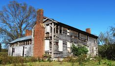Warner Martin House in Blount County, Tennessee.