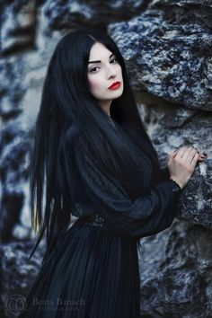 model: Desdemona de'Ville Photo: Beata Banach Photography Welcome to Gothic and Amazing |www.gothicandamazing.org