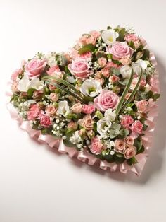 Arts and Flowers is the leading florist in Crossgates, Leeds. Send flowers to Leeds with Arts and Flowers . We deliver flowers to all of Leeds for every special occasion. Funeral Floral Arrangements, Beautiful Flower Arrangements, Beautiful Flowers, Funeral Tributes, Memorial Flowers, Sympathy Flowers, Funeral Flowers, Arte Floral, Flower Boxes