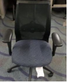 Used Office Chairs & Re-Manufactured Workstations in Hollywood, FL Used Office Chairs, Used Office Furniture, Used Chairs, Black And White Chair, White Chairs, Black White, Polywood Adirondack Chairs, Mid Century Dining Chairs, Living Room Chairs