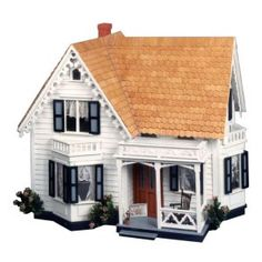 Collector Dollhouse Kits on Hayneedle - Collector Dollhouse Kits For Sale