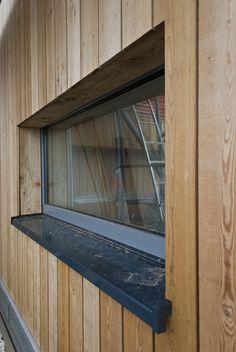 Damp-open passief woning in houtskeletbouw - Groenhart Houtskeletbouw