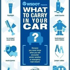 winter driving tips - Google Search