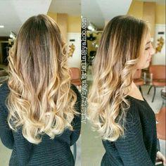 #ItsAllInTheTechnique #Ombrelage ℠  #blondeombre #blondehair #bergenbcountyhairsalon #bergenbcounty #brooklynhieghts #mastercolorist #masterstylist @wellahair @whocuts @ciroshair #brownhaircolor #ombre & #Balayage  #Ombrelage #artistrybygabriellab #brownombre #hairinspiration @ciroshair #wellalife #beachhair#beachyblonde  #victoriasecrethair #victoriasecret #Wellahair #luxurycolor #Illumina