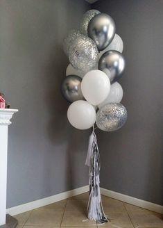18th Birthday Party, Barbie Birthday, Diy Birthday, Birthday Balloon Decorations, Bridal Shower Decorations, Birthday Balloons, Birthday Girl Pictures, Birthday Photos, Champaign Birthday