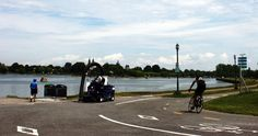 Monter à vélo à Montréal, partie 4 : La piste cyclable du canal de Lachine