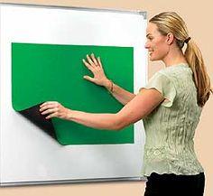 Magnetic Felt Board